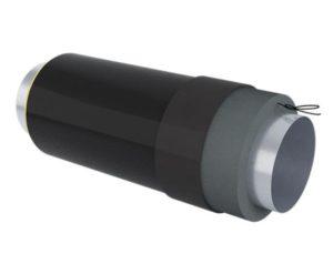 Концевой элемент с металлической заглушкой