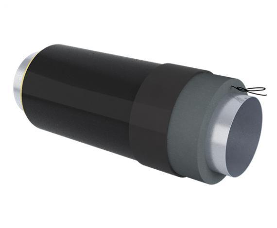 Концевой элемент трубопровода ППУ